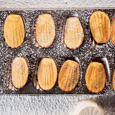 La Tête's madeleines