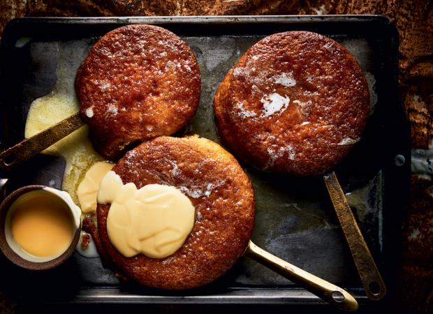 Individual malva puddings recipe
