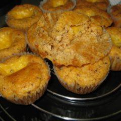 Sandwich spread muffins