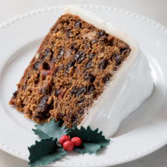 Get festive: Bake an old-school Christmas cake this year
