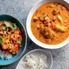 Zanzibar fish curry