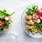 Five-bean salad recipe
