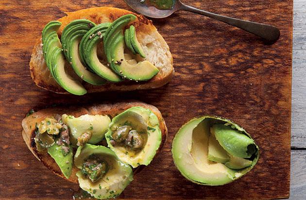 Best-ever avocado toast recipe