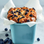 Peanut butter-and-blueberry loaf recipe
