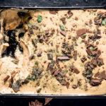 Peppermint Crisp tart recipe