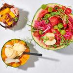No-waste watermelon salad recipe
