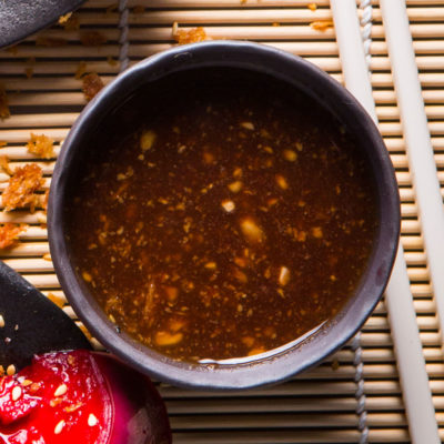 Katsu dipping sauce