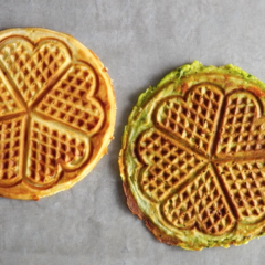 Watch: 2 ways with waffles