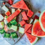Easy pickled watermelon rind recipe