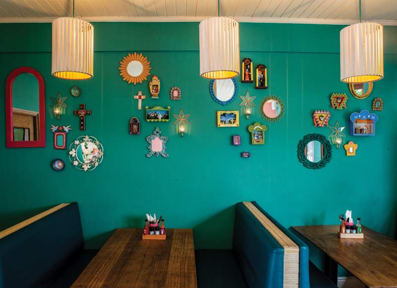 Restaurants in Cape Town's southern suburbs: El Burro