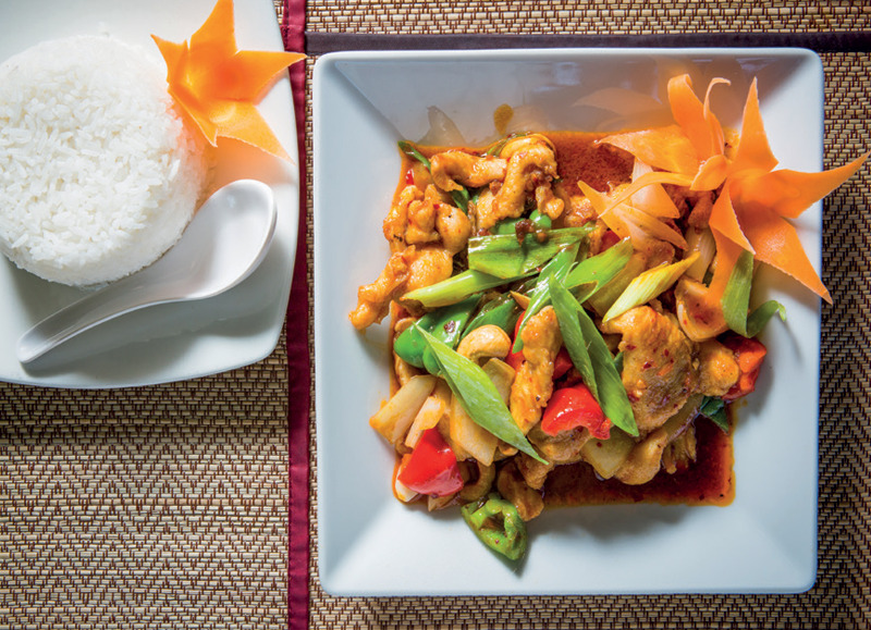 Restaurants in Cape Town's southern suburbs: A Taste of Thailand