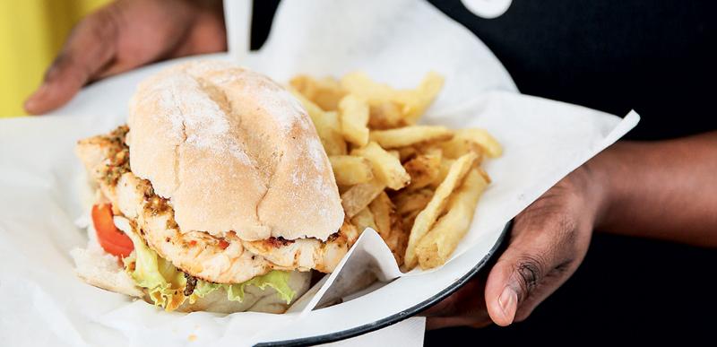 Best Durban restaurants: Afros Chicken