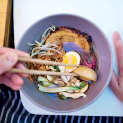 The Test Kitchen's pork ramen