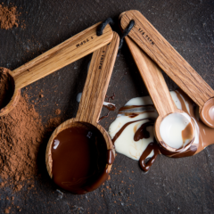 4 chocolate sauces we're loving right now