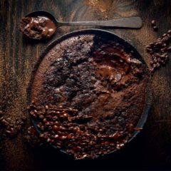Watch: Amarula-and-coffee pudding