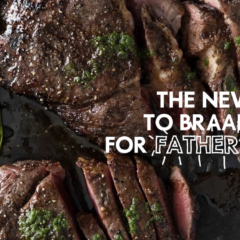 The new way to braai steak for Father's Day