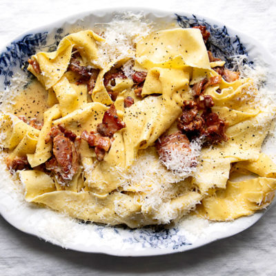 Abi's ultimate carbonara