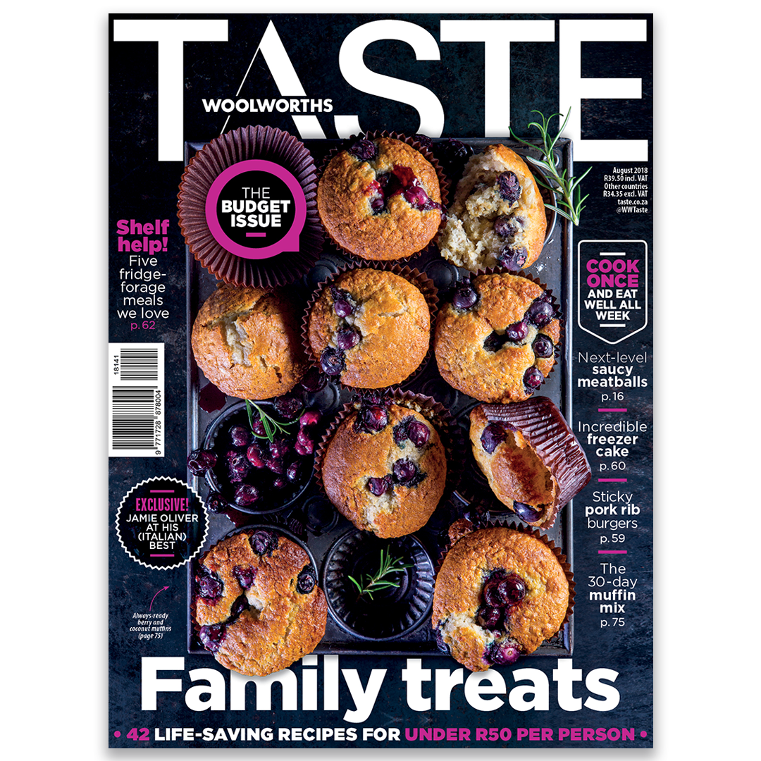 The August Issue Has Landed Woolworths Taste