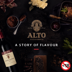 The new Alto Wine & Biltong Tasting is not to be missed!