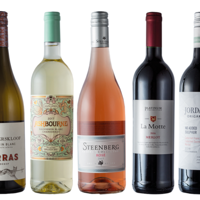 5 of our favourite wines under R85