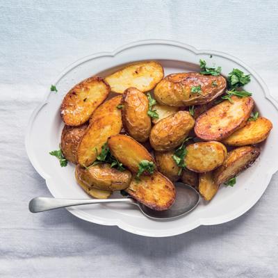 How do we love Nicola Mediterranean potatoes?