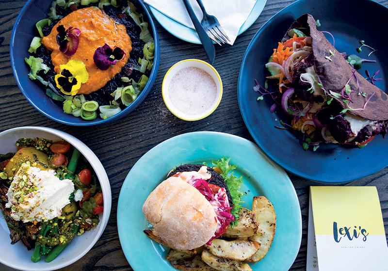 vegan restaurants in South Africa