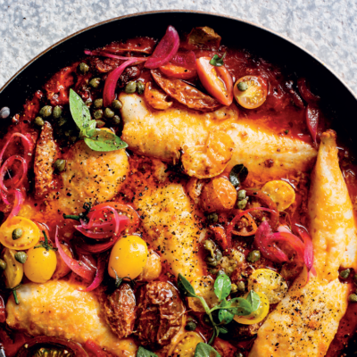 What Kate ate: the one-pan fish supper that could solve the world's problems