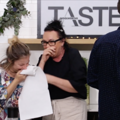 What do you think happens in the TASTE kitchen?