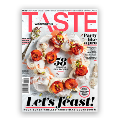 The December issue has landed!
