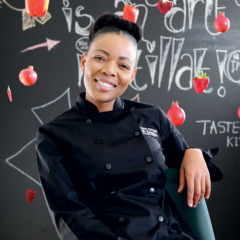 5 minutes with Chef Nti