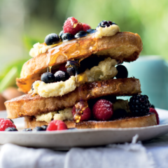 5 steps to perfect French toast