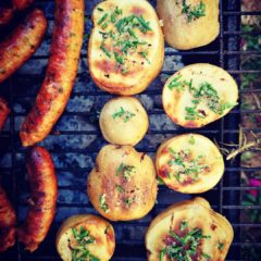 Simple Braai Potatoe