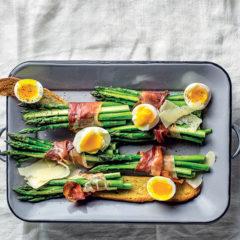 In season now: asparagus