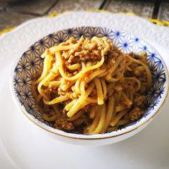 One Pot Mince & Pasta