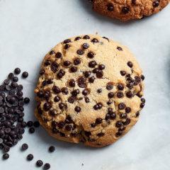 Classic choc chip cookies