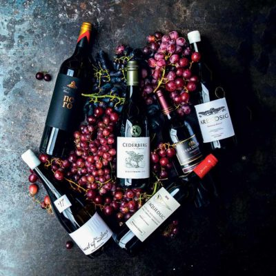 The TASTE case: 6 wines to drink in April