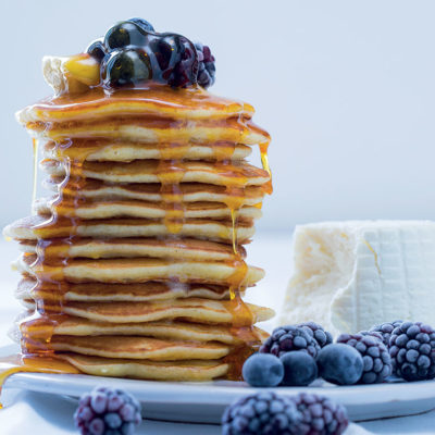 Discover the secret to the fluffiest pancakes