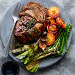 Feasting made easy with Woolies Easy to Cook roasts