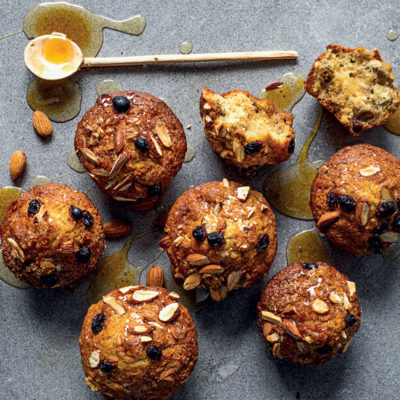 30-day bran muffins
