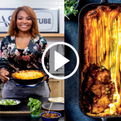 Watch: Siba's korma chicken cottage pie