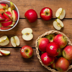 Add some joy to your life with Joya® apples