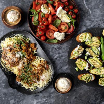 How to make a midweek Italian feast