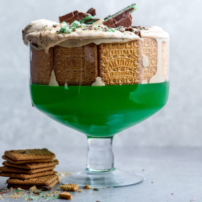 The Springbokkie (Peppermint Crisp Trifle)