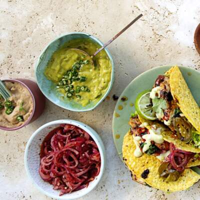 Tacos, all day, everyday