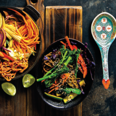 Wok your way to a delicious dinner with Woolies