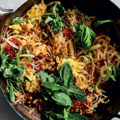 The ultimate Pad Thai