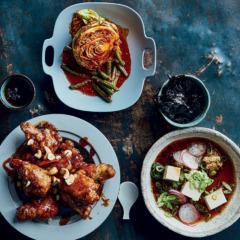 Tofu and radish bowl