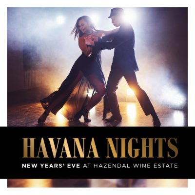 A New Year's eve fiesta at Hazendal