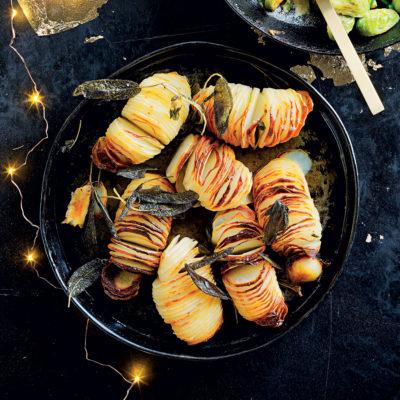 Abi's Christmas potatoes three ways
