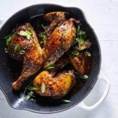 Siba's bongo chicken